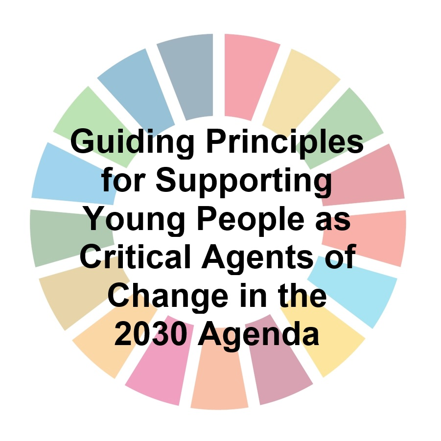 Guiding Principles - Youth Engagement in 2030 Agenda Implementation