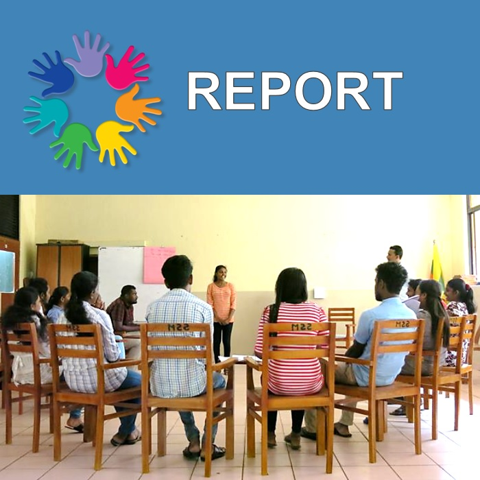 Report - Sri Lanka National Consultation on Youth, Peace & Security